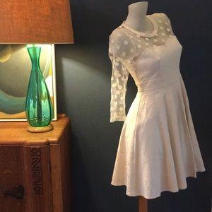 Sweetheart Dot Dress